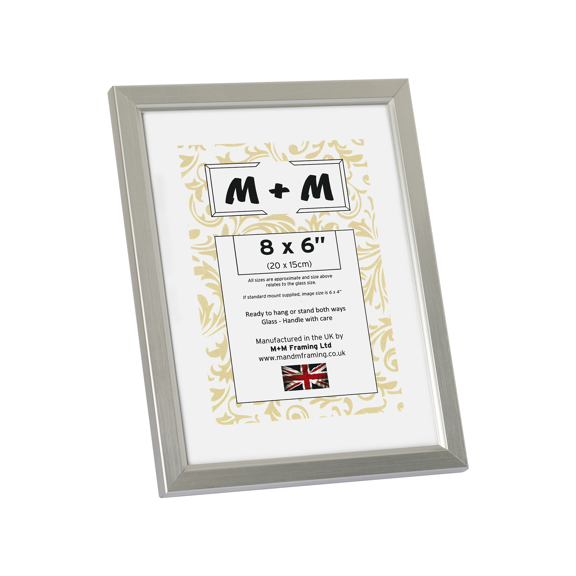Rome Silver M M Framing